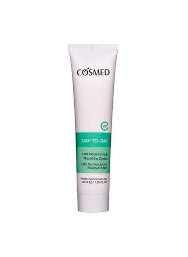 Cosmed Day To Day Ultra Nemlendirici ve Besleyici Krem 40 ml Renksiz